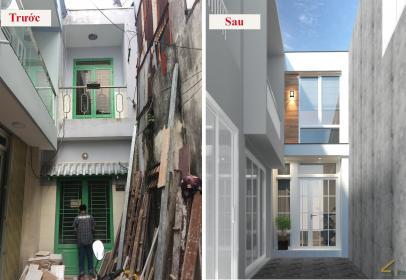 Sửa chữa nhà cũ mà không phải là xây nhà mới