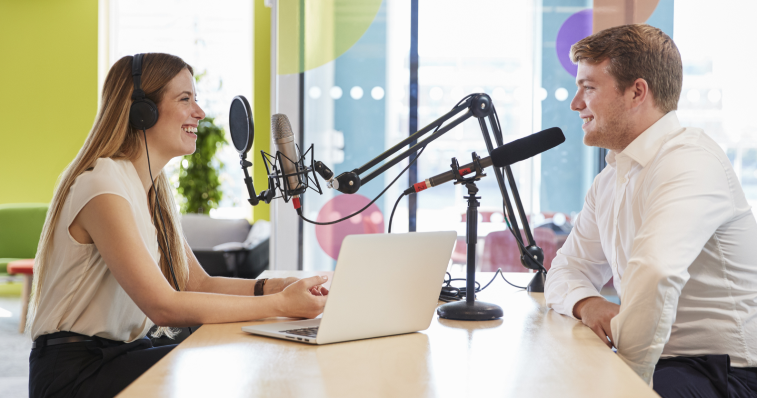 podcasting as a new pr tool