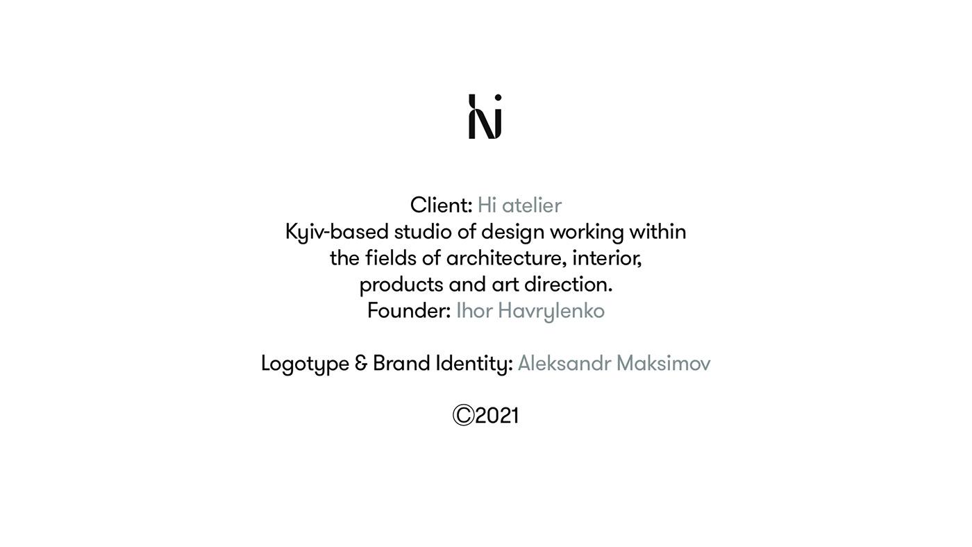 architecture branding  design furniture identity Interior logo Logotype Minimalism Web