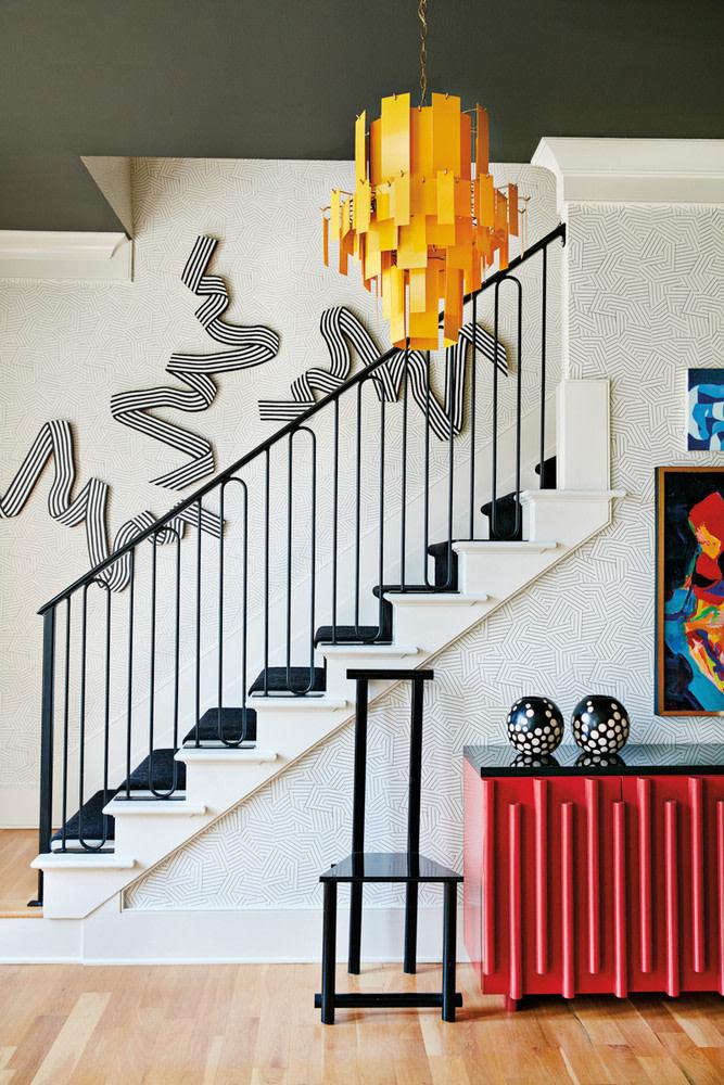 postmodern memphis furniture trend