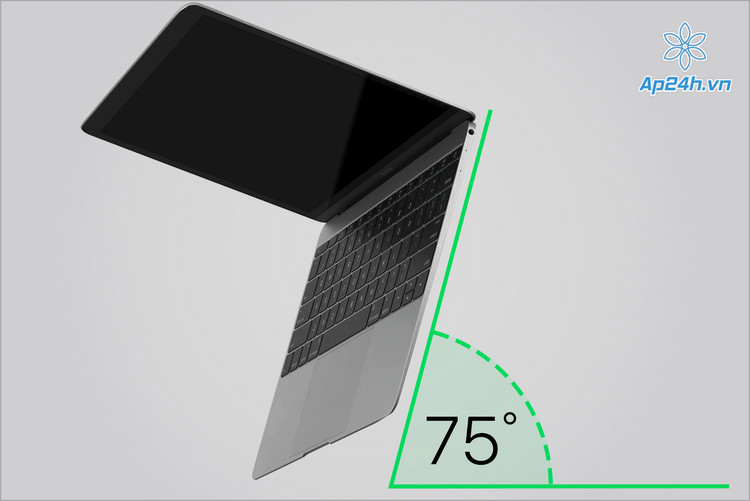 Cách vệ sinh bàn phím MacBook đúng cách
