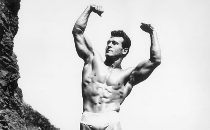 Jack lalanne is credited for bringing physical fitness to the masses.