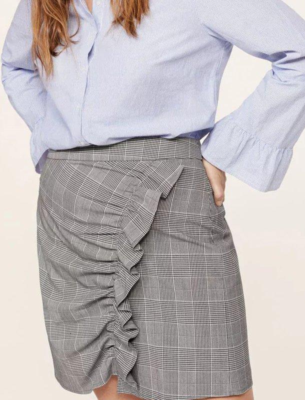 دامن کوتاه زنانه - ویولتا بای مانگو