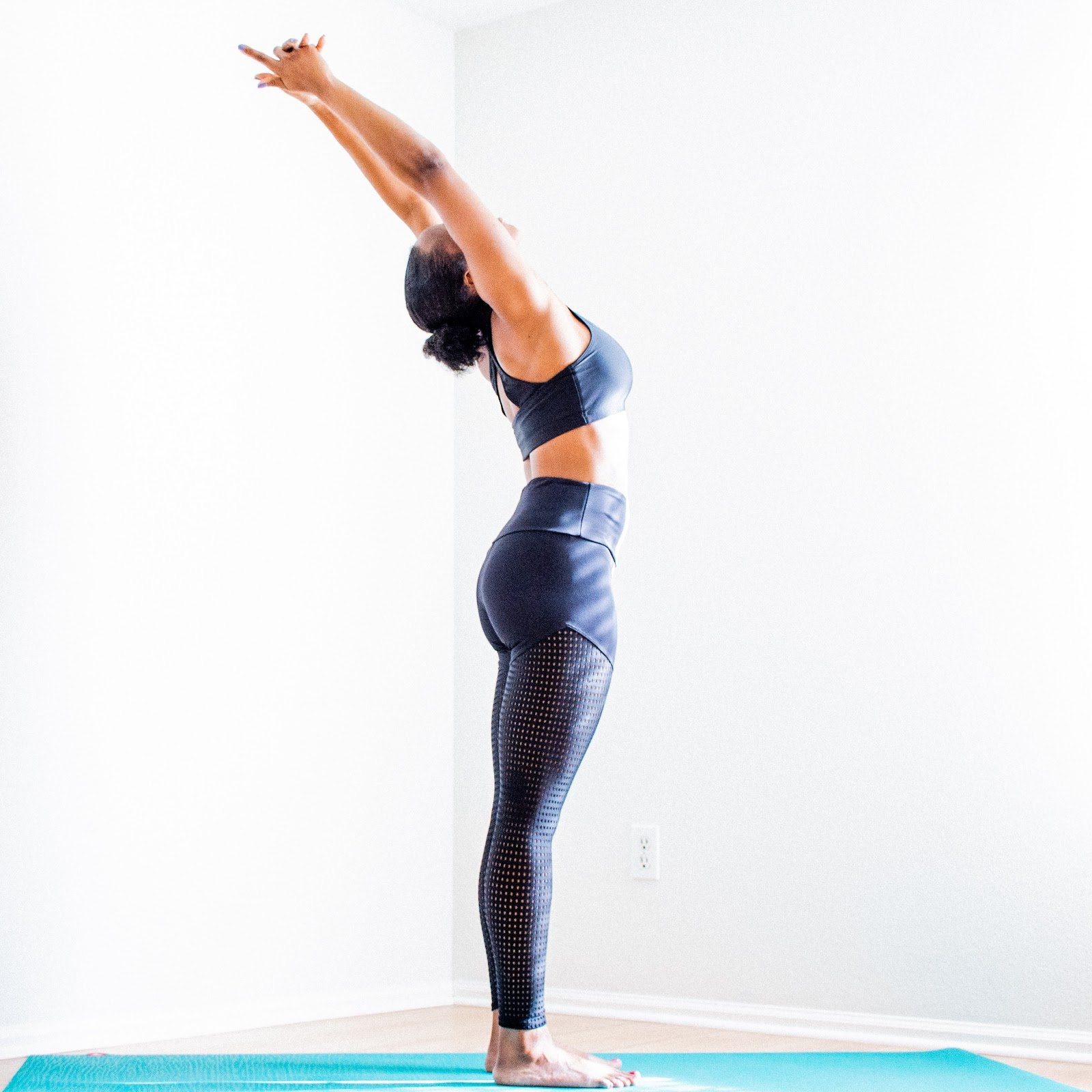 Yoga exercise during covid