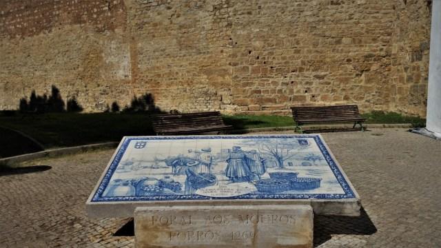 Faro old town Foral aos Mouros