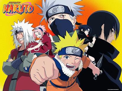 Naruto series 1 episode 1 english