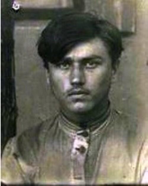 Юрий Горлис-Горский в 1920-м