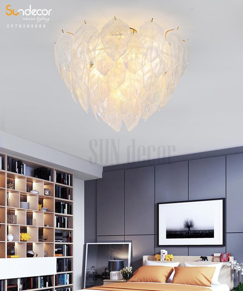 Đèn Chùm Pha Lê Cao Cấp Phòng Khách - GP077TT800