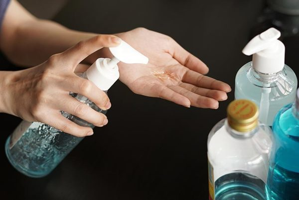 วิธีทำเจลล้างมือ แบบที่ 1