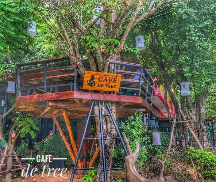 3. Café De Tree