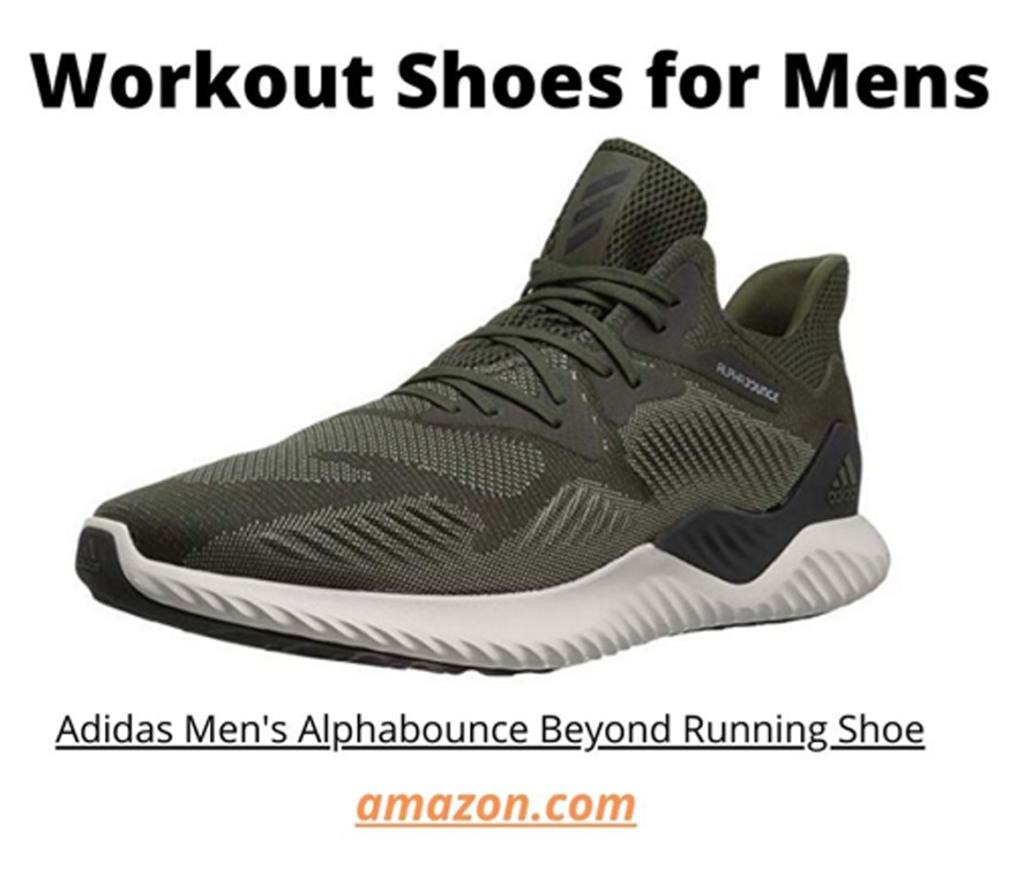 Workout Shoes For Men
