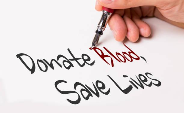 Donating blood is an altruistic act for which we do not have to have exceptional conditions