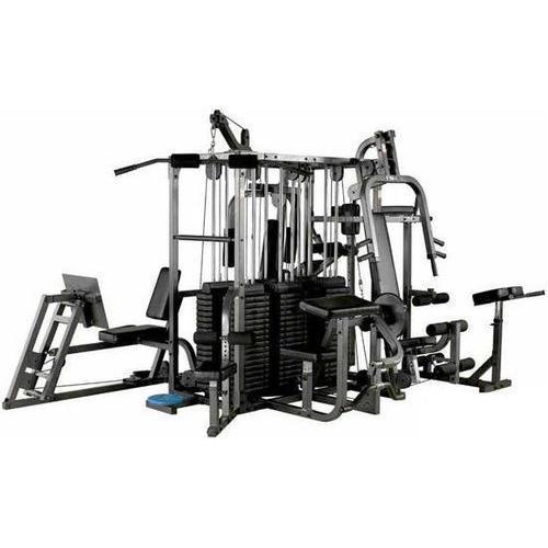 10 Station Multi Gym 16