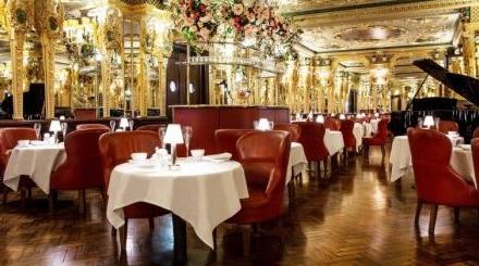 Hotel Cafe Royal  gogoenglish遊學