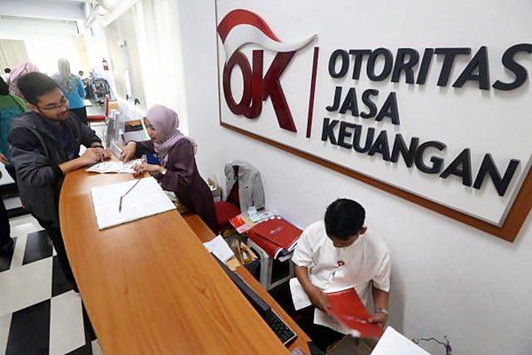 Aktivitas Pelayanan di kantor OJK