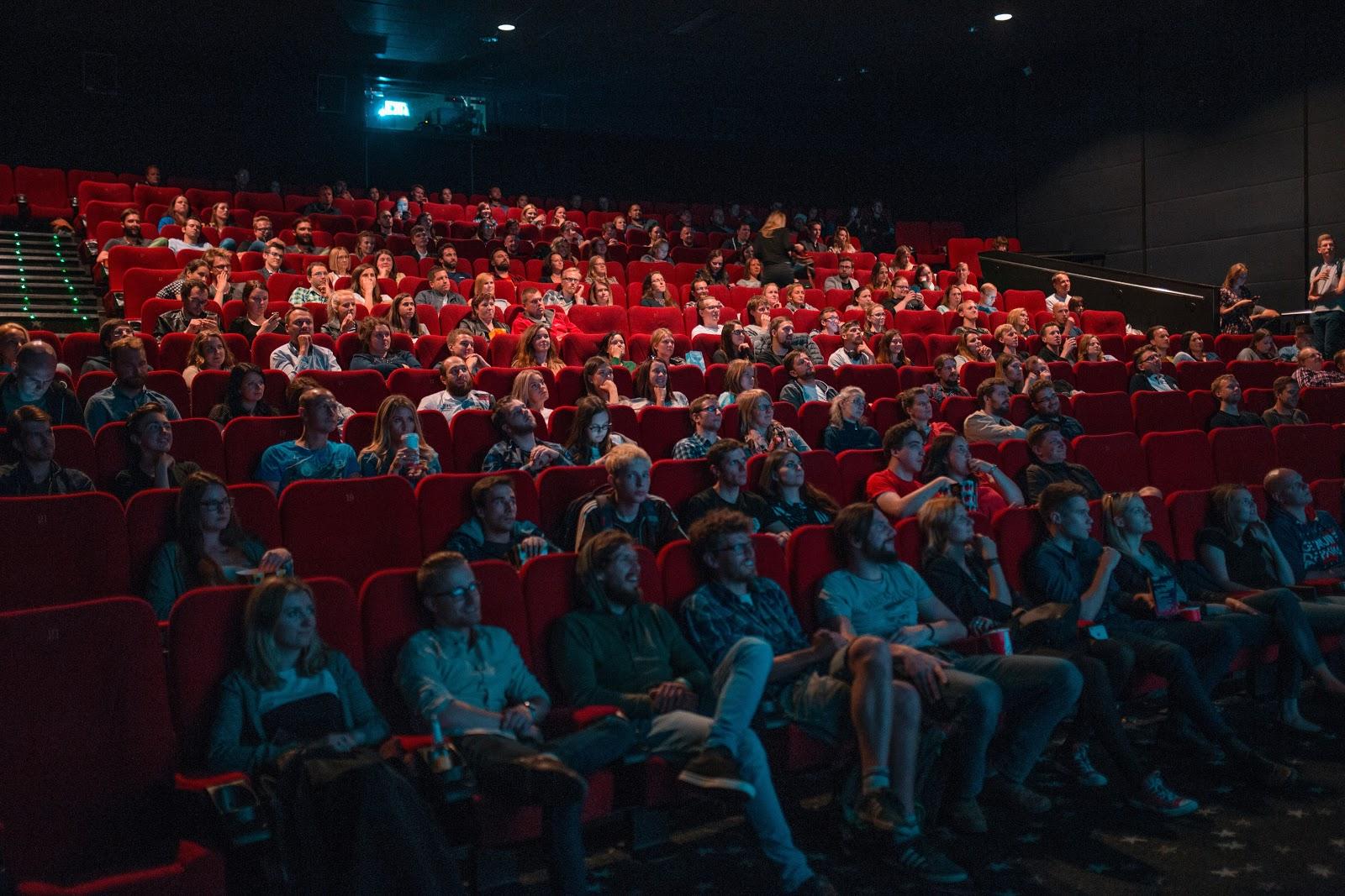 Rosaleda cine de Málaga