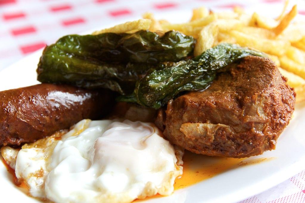 gastronomia malagueña
