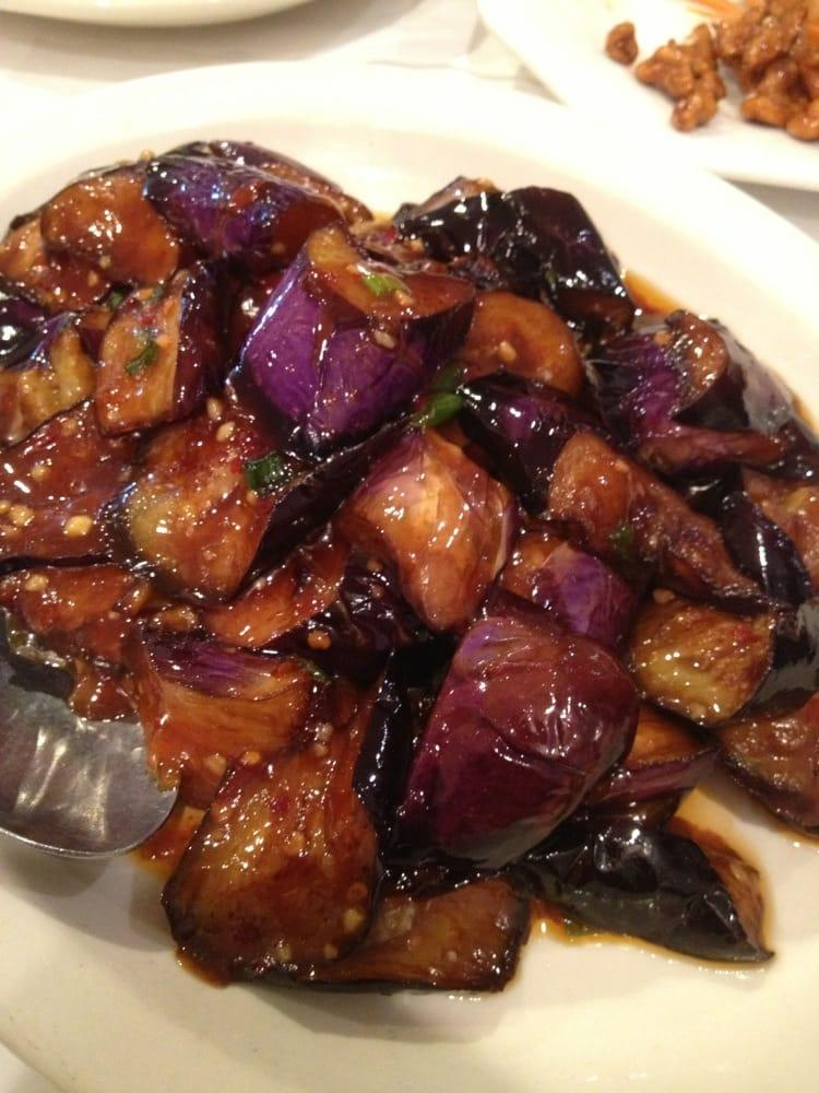 Photo of Uncle Chung's Szechuan - Pinole, CA, United States. Eggplant! Not sure of the name but it was so tasty and flavorful!