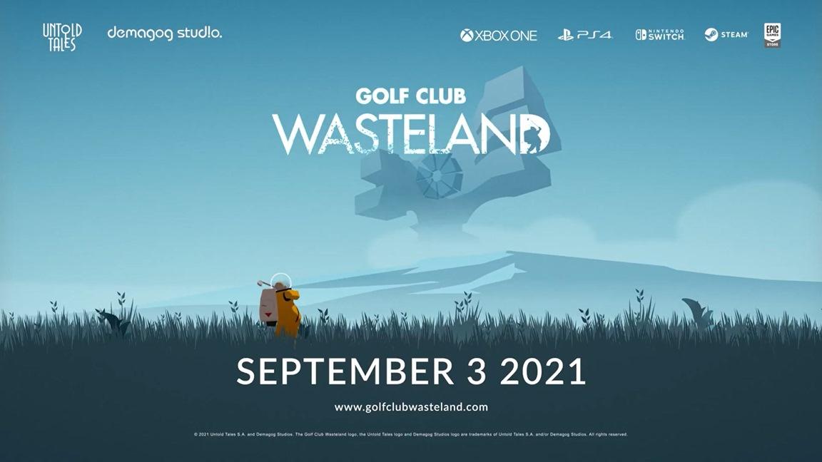 Golf Club Wasteland เปลี่ยนโลกในยุควินาศสันตะโร เป็นสนามกอล์ฟส่วนตัว6