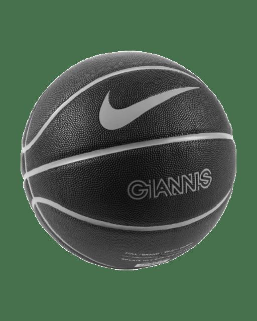 4. ลูกบาสเกตบอล NIKE : Giannis All Court 8P