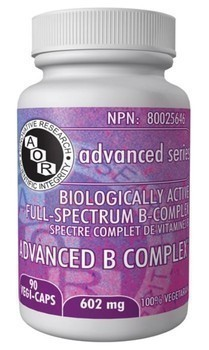 AOR Advanced B-Complex