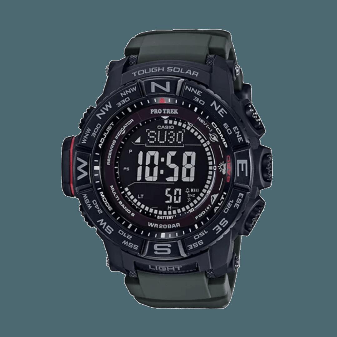 Tactival watch style - A Casio Pro Trek