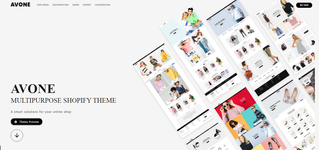Avone - Medical shopify theme