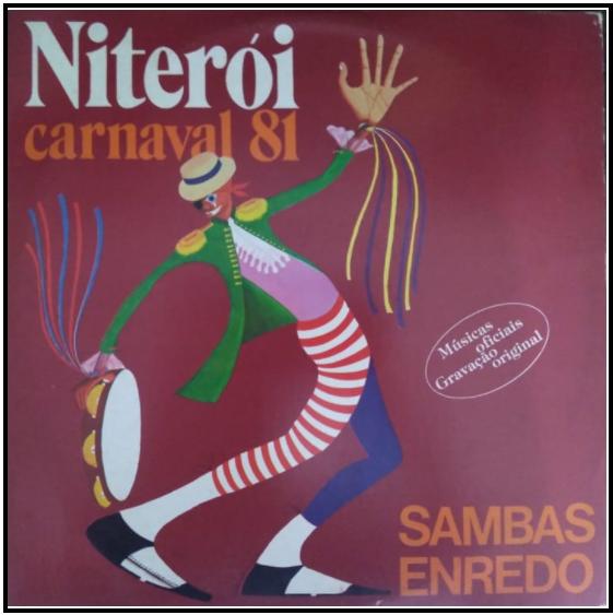 Disco de 1981 - Acervo de João Perigo