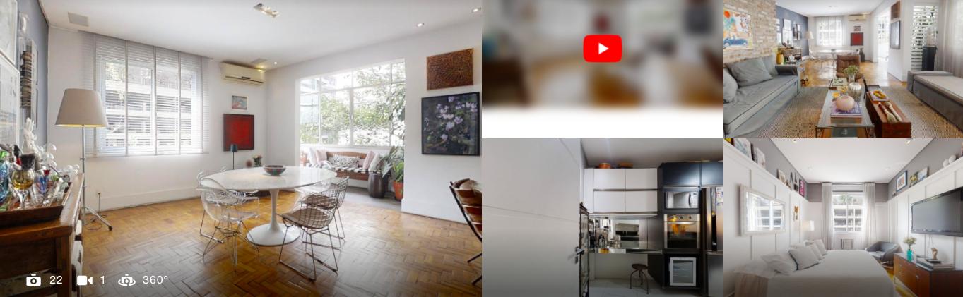 Apartamento à venda na Rua Professor Gastão Bahiana – Lagoa, Rio de Janeiro