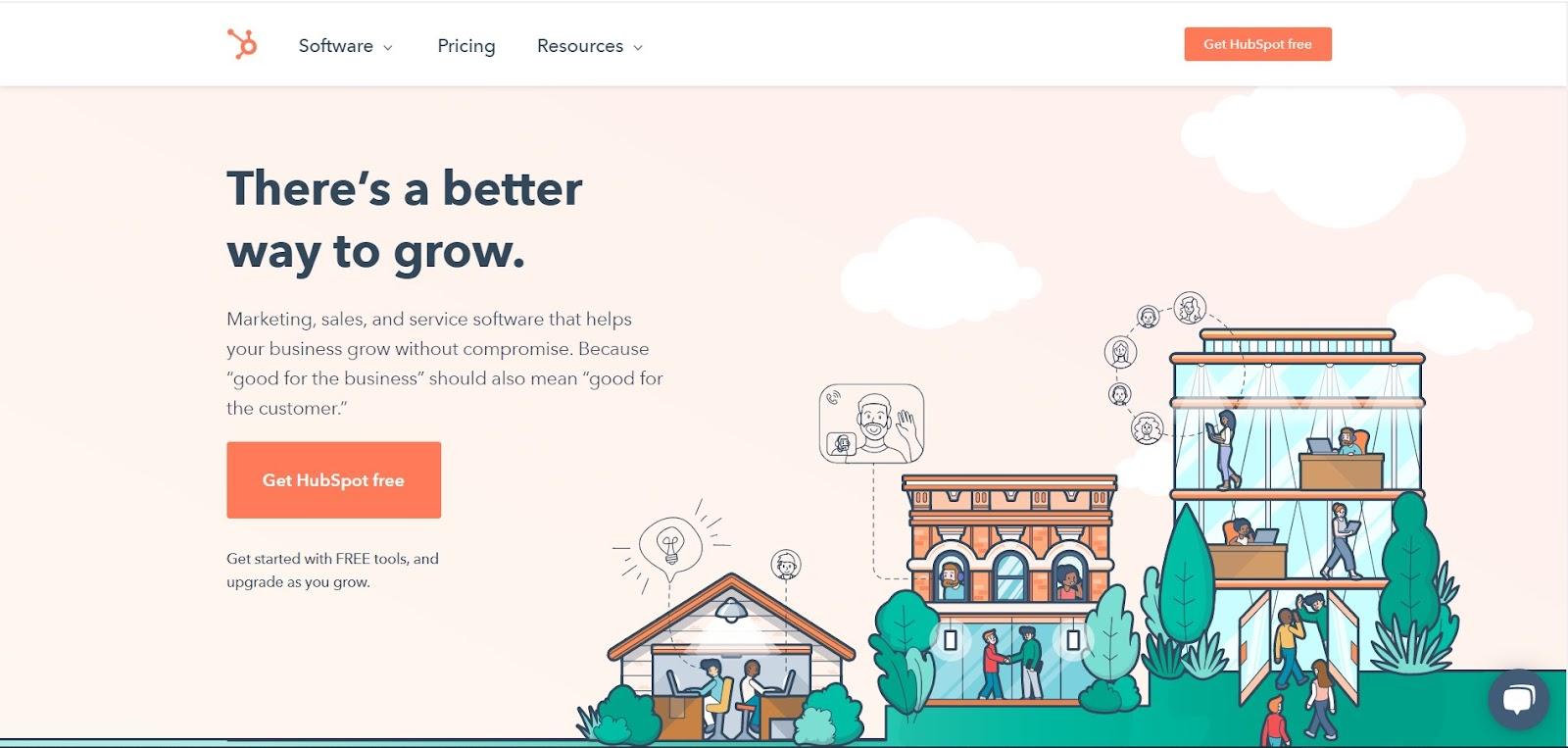 hubspot tool for sales team