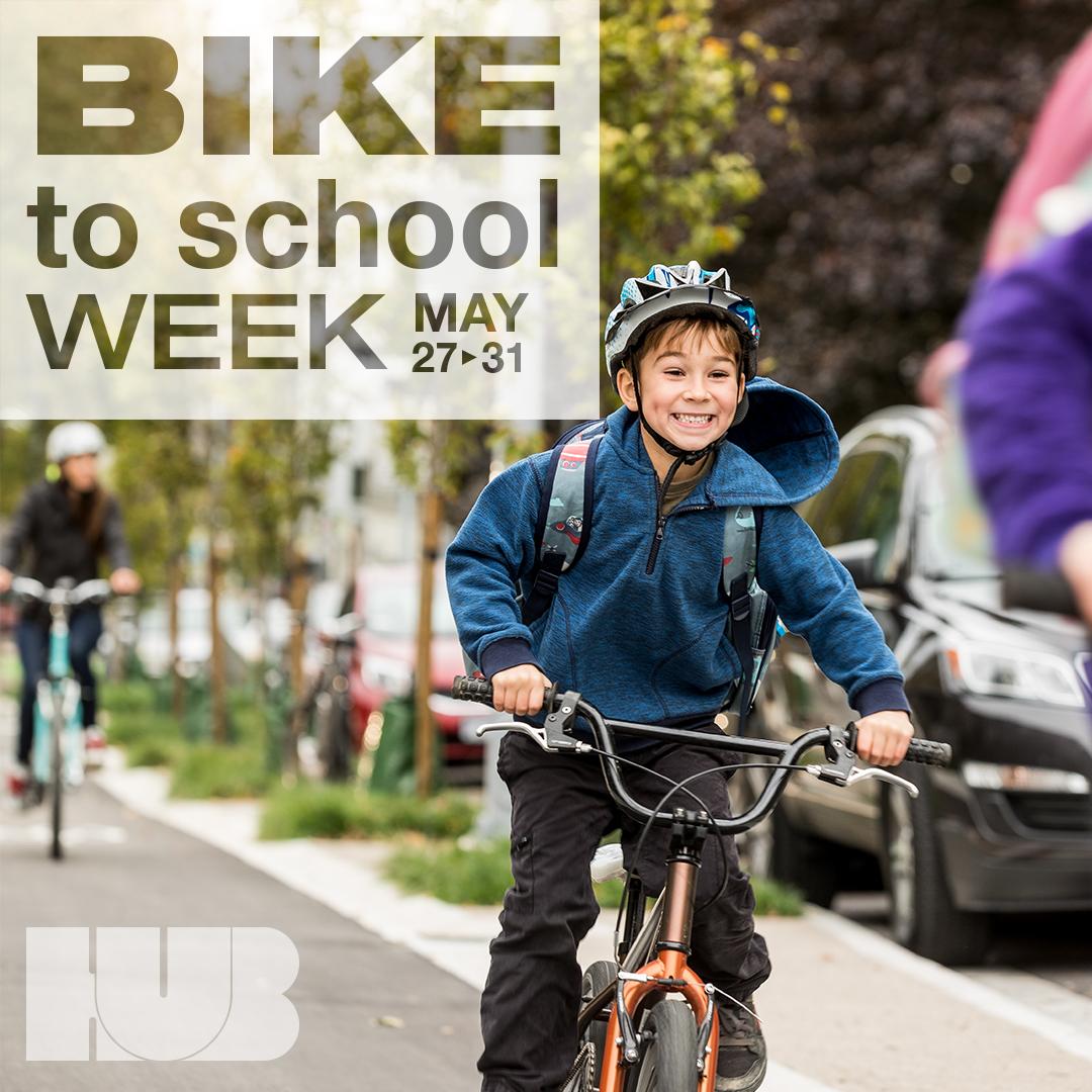 2019 Bike To School Week