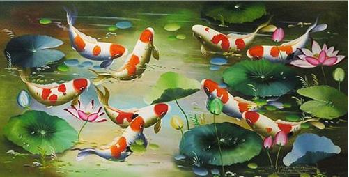 Ưu điểm của dịch vụ bán cá koi tại Công ty J Garden