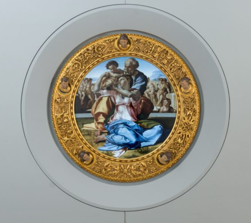 A picture containing ceramic ware, painted  Description automatically generated