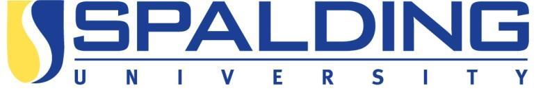Spalding Logo Horizontal