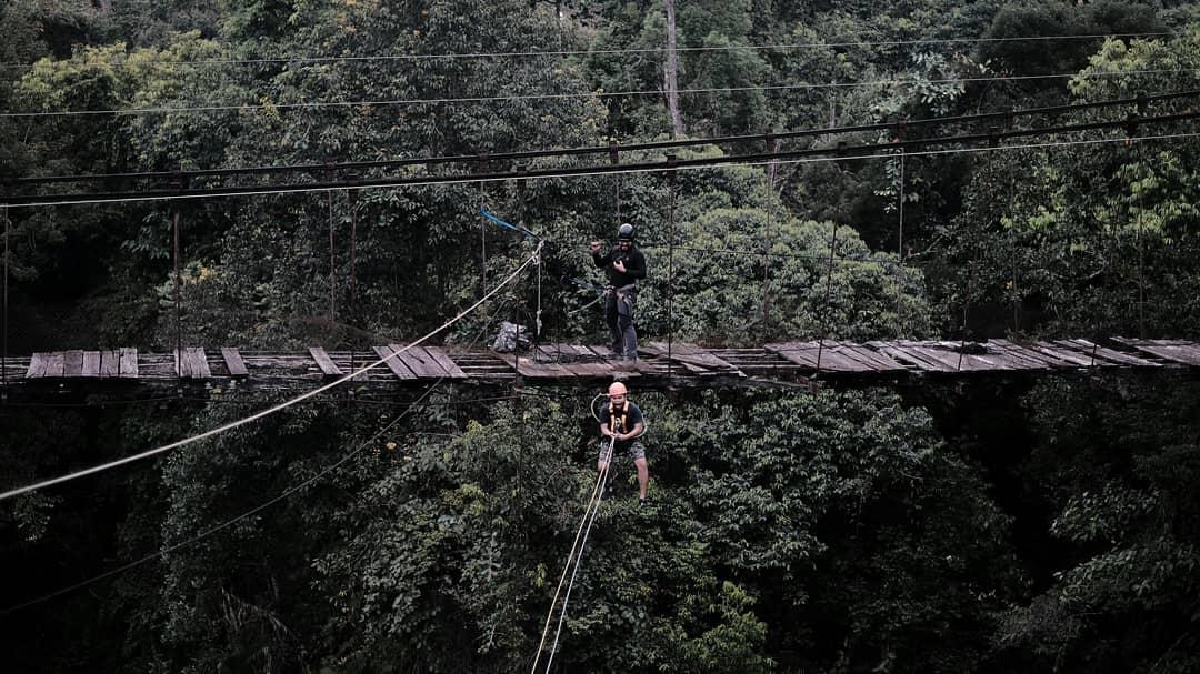 Bungee Jumping di Indonesia
