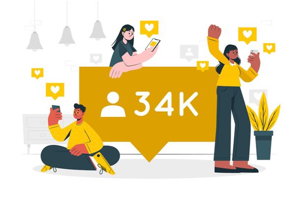 Por que não comprar seguidores? 6 desvantagens de comprar seguidores nas redes sociais