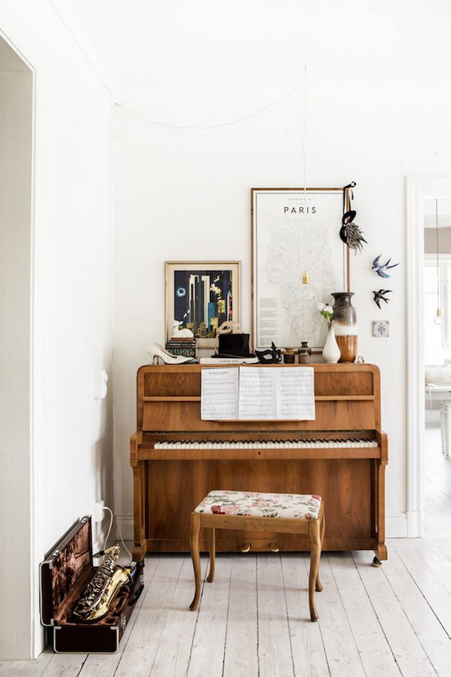 How To Decorate Around Your Piano Blog Lindeblad