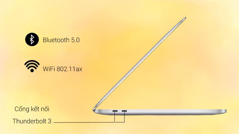 Laptop APPLE MacBook Pro 2020 Z11D000E5 | Kết nối nhanh chóng