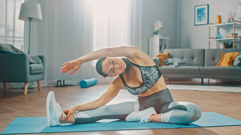 Tập thể dục nhẹ nhàng hàng ngày giúp cải thiện niêm mạc tử cung