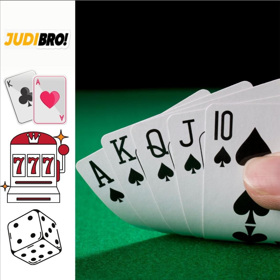 Gambar permainan kartu judi yang dapat dimainkan secara online