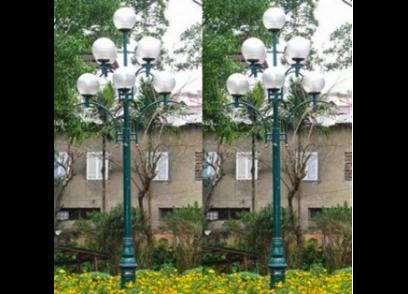 Mua Cột đèn sân vườn DC20 của Phan Nguyễn