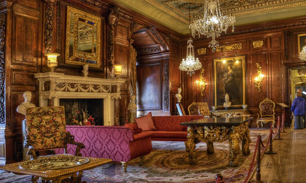 Istana Warwick di Warwickshire, Inggris - source: flickr.com