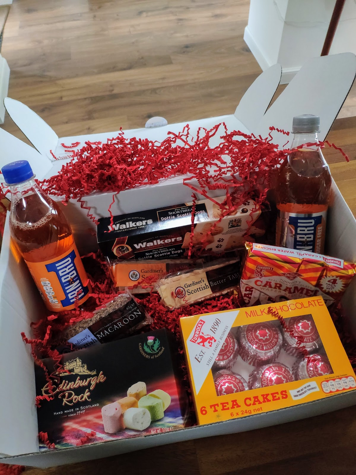 Working From Home: 7 fun (and tasty) ideas for care packages for your people