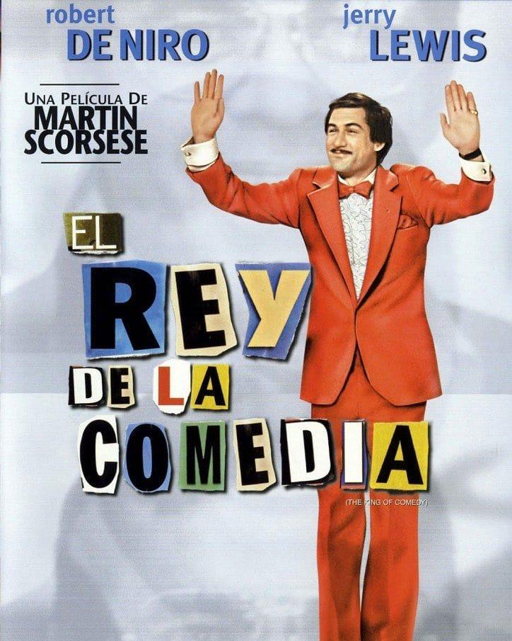 El rey de la comedia (1982, Martin Scorsese)