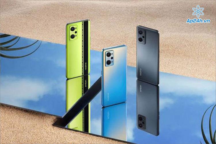 Realme GT Neo 2 có thời lượng pin ấn tượng