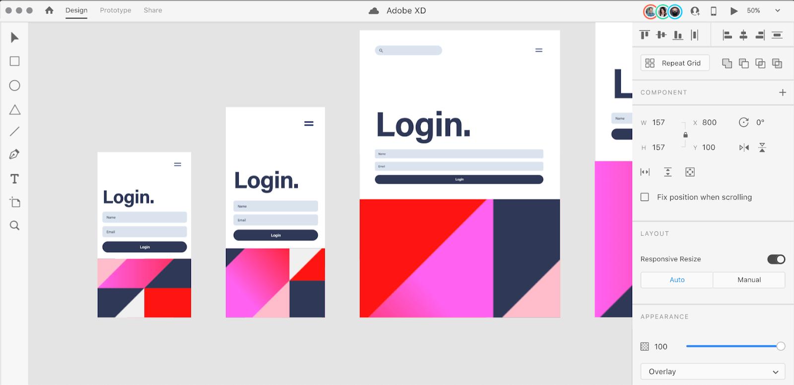 Adobe Creative Cloud mockup