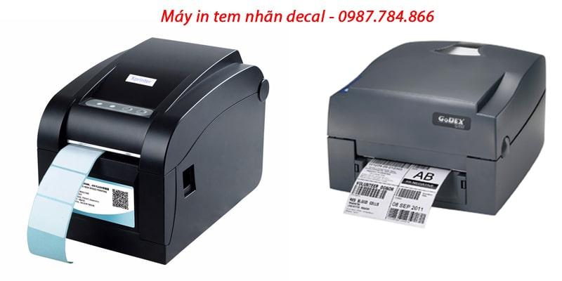 Máy in mã vạch để bàn Godex, Xprinter nhỏ gọn tiện lợi chính hãng giá rẻ tại Hà Nội
