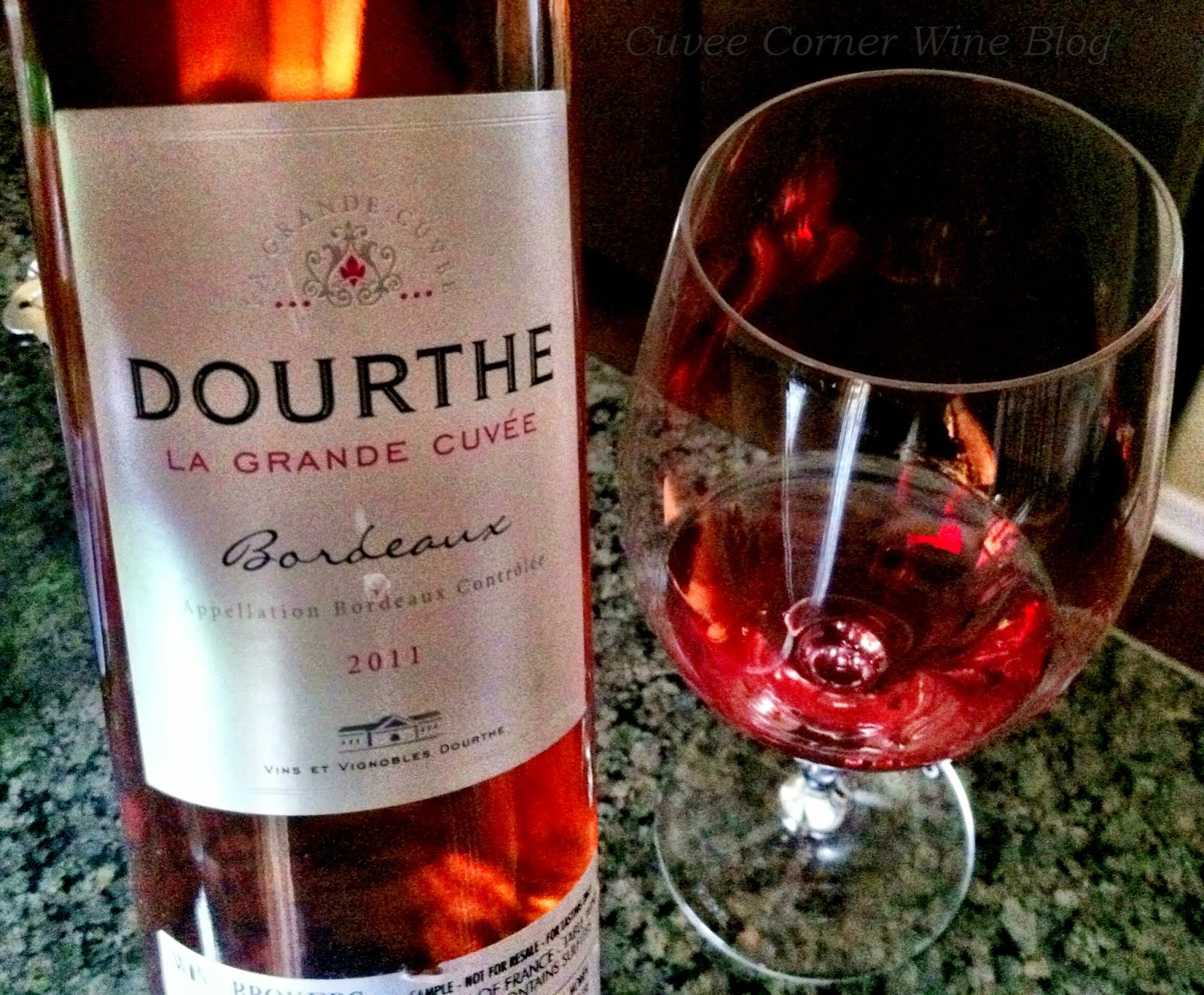 bordeaux wines rose