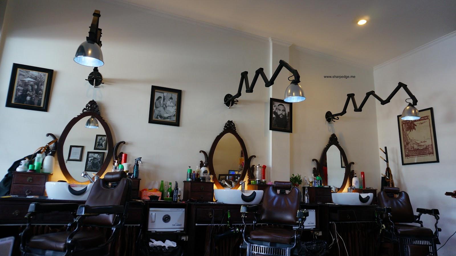 Sharp Edge Barber bali