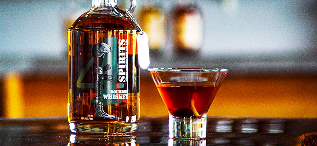 Celebrate National Bourbon Heritage Month with 4 Spirits Distillery